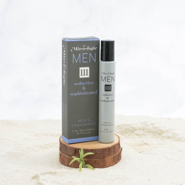 Mix•O•Logie Mens Fragrance