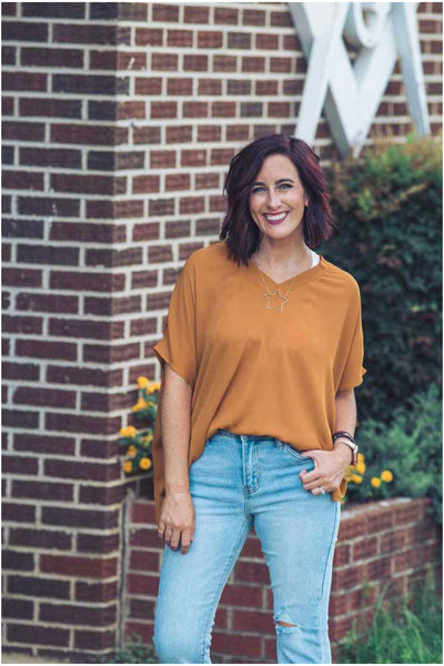 Basic Owen Tunic Top