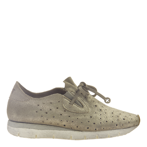 LUNAR in MID TAUPE, right view