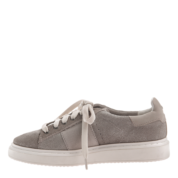 NORMCORE in GREY SILVER, left view