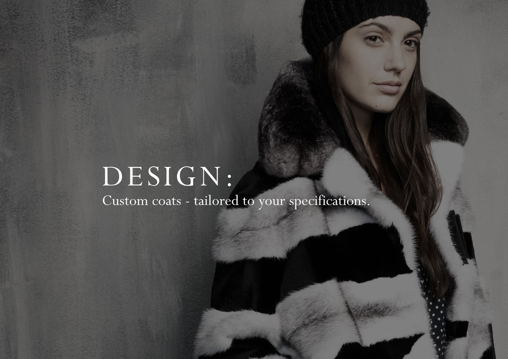 New York City Furs - Custom Design