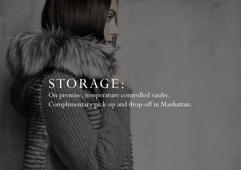 Fur Storage in New York City