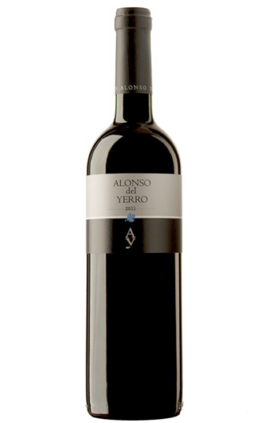 ALONSO DEL YERRO 2012, D.O. Ribera del Duero, (Tempranillo Grape). RP92.