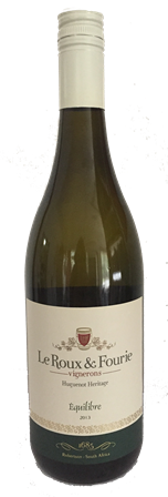 Equilibre - Chardonnay 2013