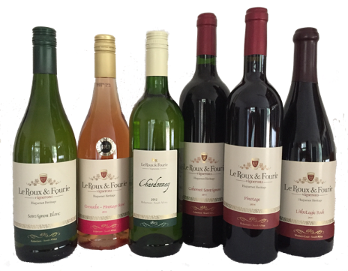 Mixed Selection - Buy 4, Get 2 bottles FREE!