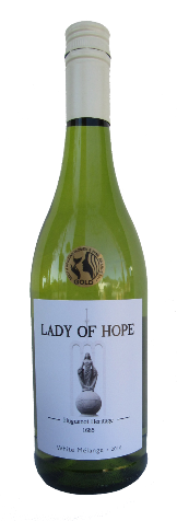 Lady of Hope - GOLD MEDAL
