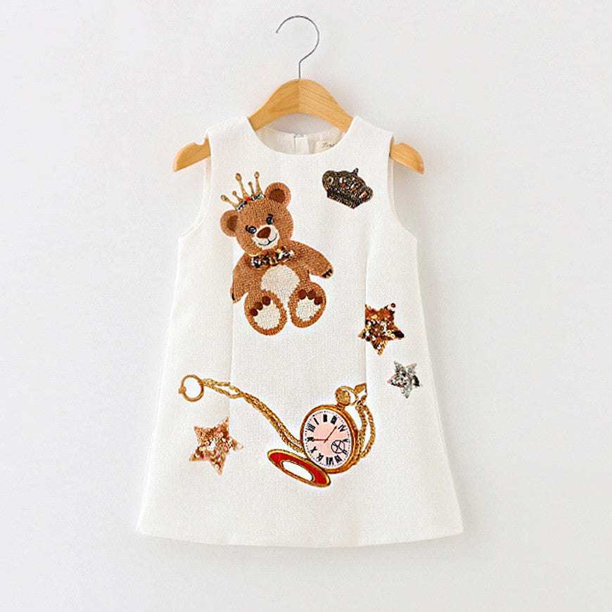Teddy Bear Dress