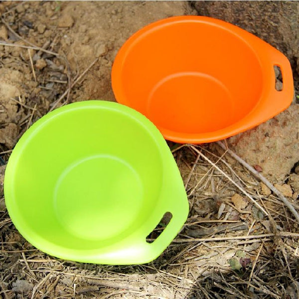 Fire Maple FMP-318 Portable Outdoor Camping Hiking Picnic Cooking Tableware Set PP Plastic Bowls 29g