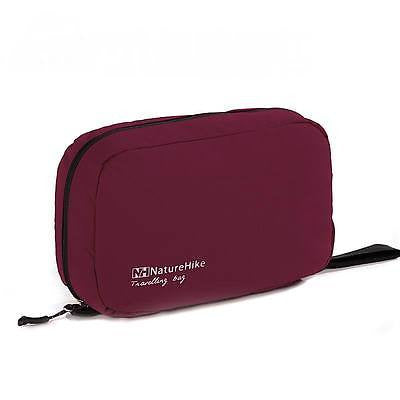 Naturehike NH15X001-S Wash Bag Waterproof Bag Receive Bags Of Travel Wine Red
