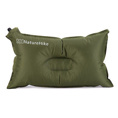 Naturehike NH15A002-L Self-inflatable Air Pillow Cushion Travel Hiking Camping
