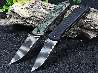Sanrenmu  7007LVK-GH Folding Knife