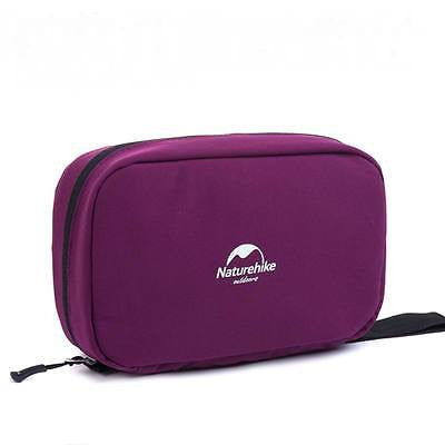 Naturehike NH15X001-S Wash Bag Waterproof Bag Receive Bags Of Travel Purple Red