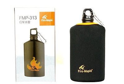 FIRE-MAPLE FMP-313  600ml Aluminum Alloy Camping Hiking Outdoor Water Bottle
