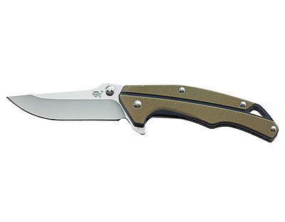 Sanrenmu 7076LUX-GVK Pocket Folding Knife 12C27 Blade G10 Handle Liner Lock