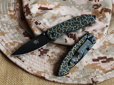 Sanrenmu 7023LUI-SGY Folding Knife