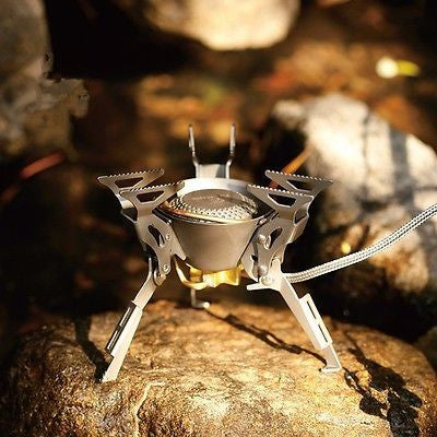 FIRE-MAPLE FMS-100T Titanium Camping Stove
