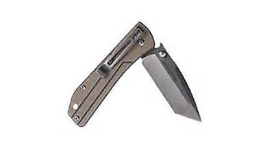 Sanrenmu 7071LTF-GVK Folding Knife 12C27 Blade multifunctional Bottle Opener