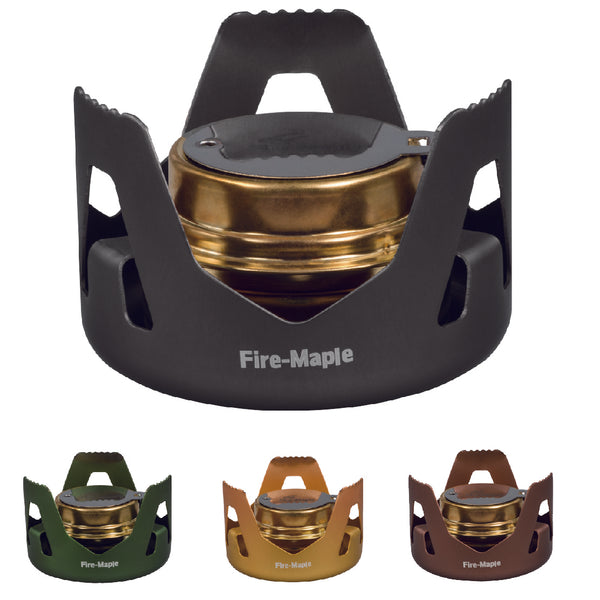 Fire Maple FMS-122 Alcohol Stove Portable Camping Hiking Sports Stove Ultralight Outdoor Liquid Solid Fuel Stove