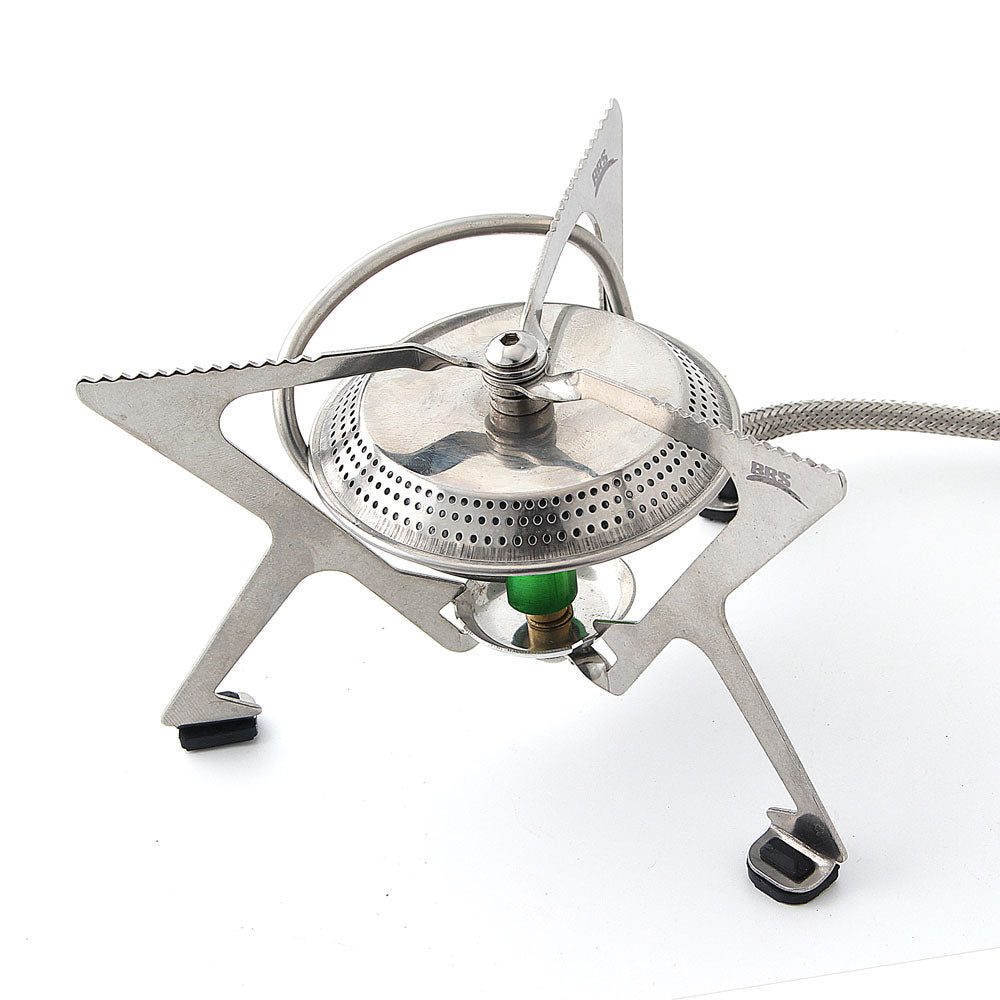 BRS-53 Camping Stove outdoor Cooking Stove Portable Mountain Simple Gas Stove