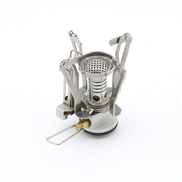 BRS-5 portable mini mountain climbing hiking camping gas stove outdoor gas stove 94g