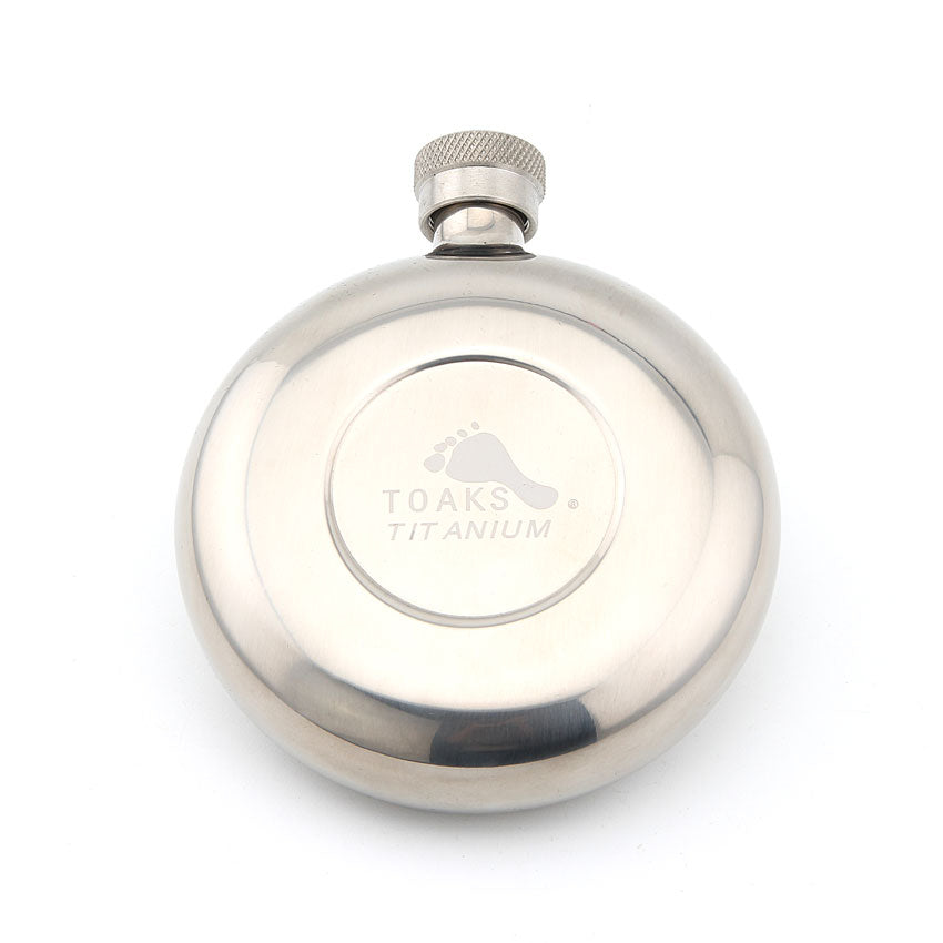 TOAKS Titanium Wine Flask 150ml