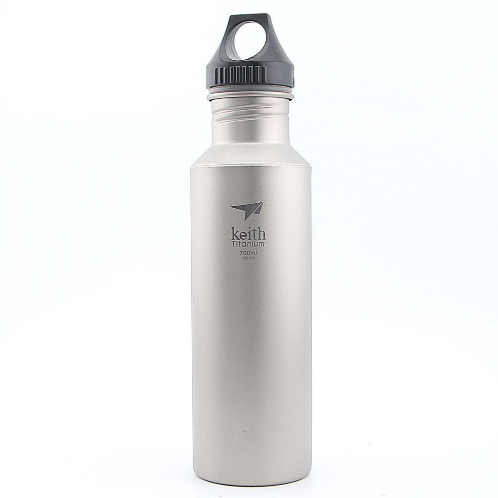 Keith Ti3052 Titanium Water Bottle Outdoor Sport Cycling Camping Hiking  700ml