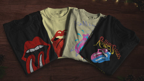Rollling Stones T-Shirts