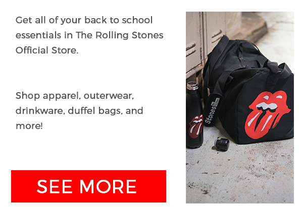 rolling stones back to school