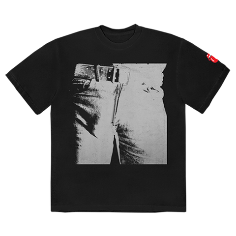 Sticky Fingers Album Cover T-Shirt