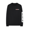 2019 No Filter Black Longsleeve Shirt