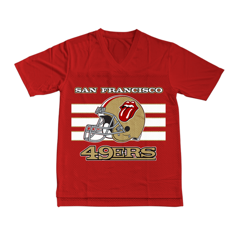 San Francisco 49ers Fashion Jersey