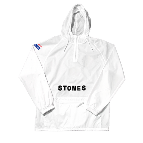 No Filter Classic White Licks Anorak
