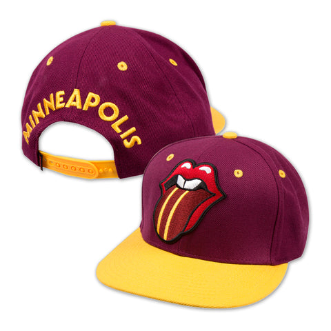 Rolling Stones Minneapolis Hat