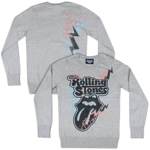 Rolling Stones Bolt Tongue Girls' Sweater