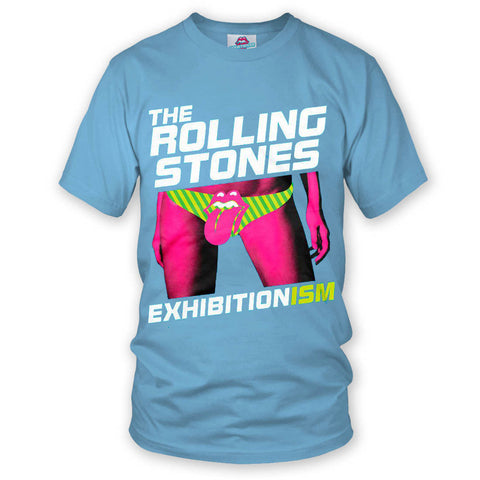 Exhibitionism Blue T-Shirt