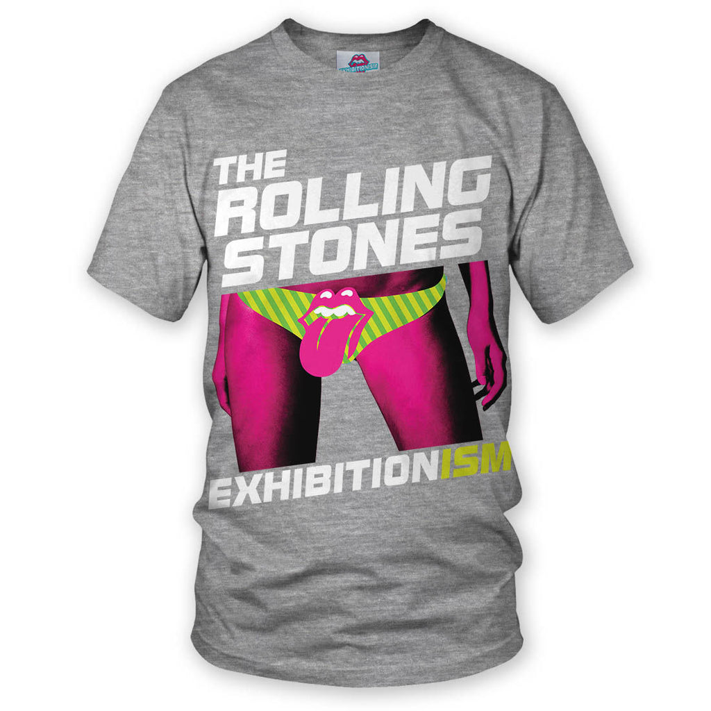 exhibitionism t shirt the rolling stones. Black Bedroom Furniture Sets. Home Design Ideas