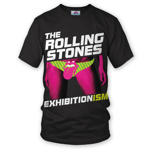 Exhibitionism Black T-Shirt