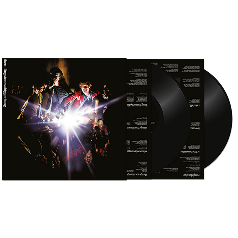 A Bigger Bang 2LP - Half Speed Master