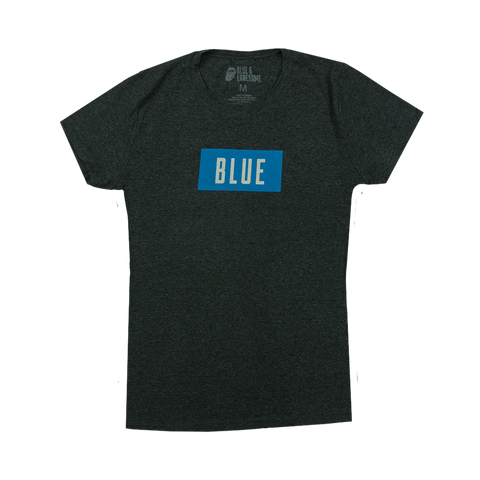 Blue Block Jr's Tee