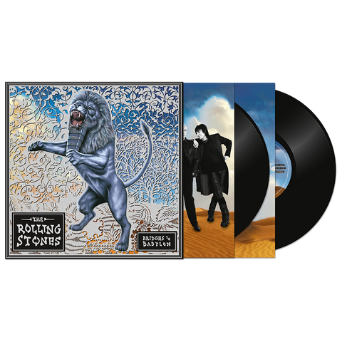 Bridges to Babylon 2LP - Half Speed Master
