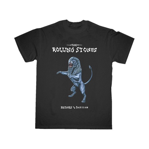 Bridges to Babylon Black T-Shirt