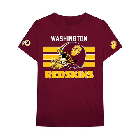 81223884 Washington Redskins Maroon T-Shirt