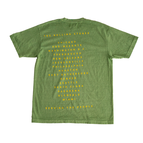 Stones x Lucien Smith Green T-Shirt