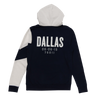 Rolling Stones Dallas Color Block Pullover Hoodie