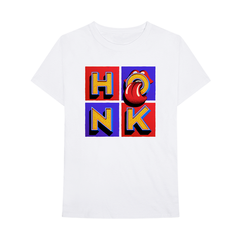 Honk White T-Shirt