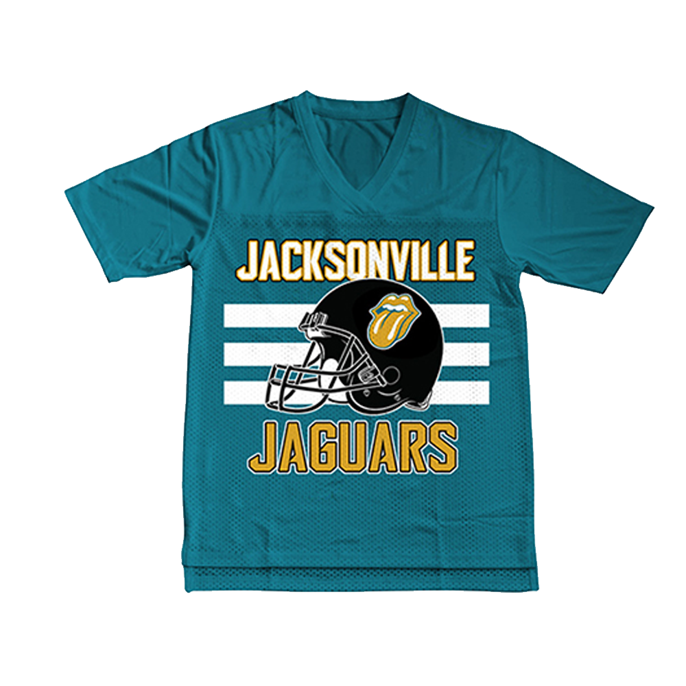 brand new 76bd6 9217a By Photo Congress || Jaguars Jersey Font
