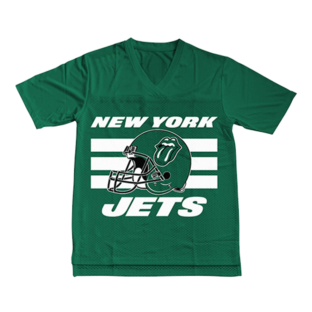 huge selection of 018b0 8338c New York Jets Fashion Jersey