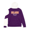 Rolling Stones Orlando Event Color Block Pullover Hoodie