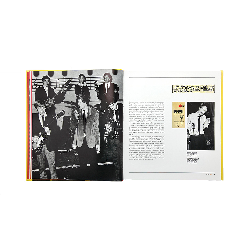 Limited Edition On Air Yellow Vinyl Hardback Book The
