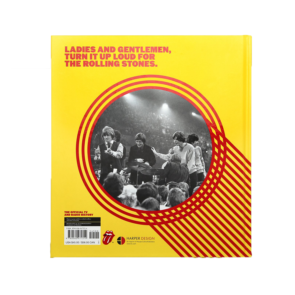 Limited Edition On Air Cd Hardback Book The Rolling Stones